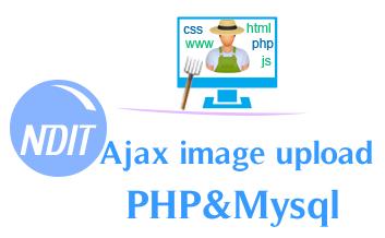 Ajax image upload – php-mysql-ajax