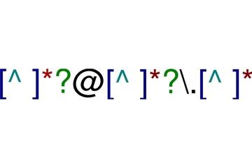 Các biểu thức chính quy mà lập trình viên web nên biết